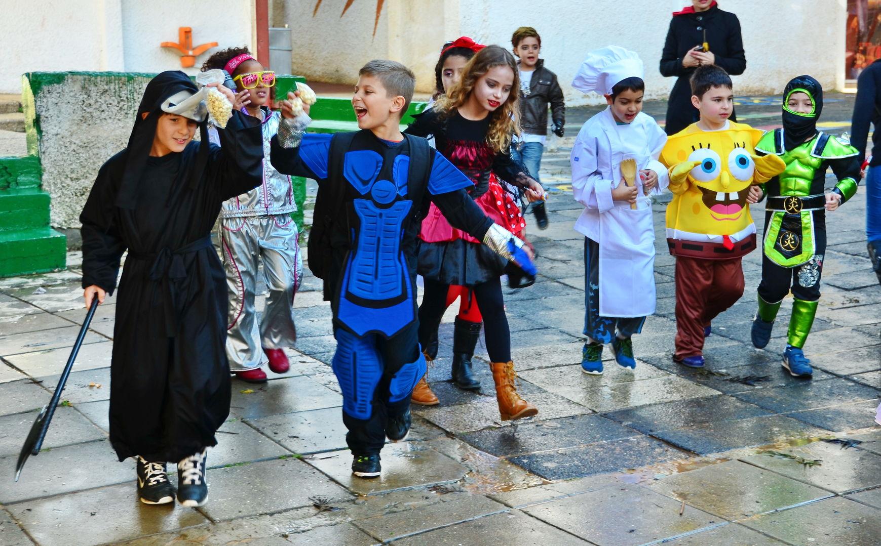 Image result for пурим иерусалим дети
