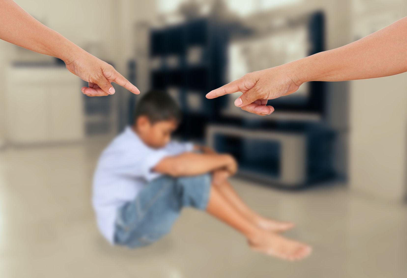 невротический ребенк