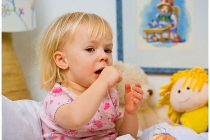 Когда кашляет ребенок