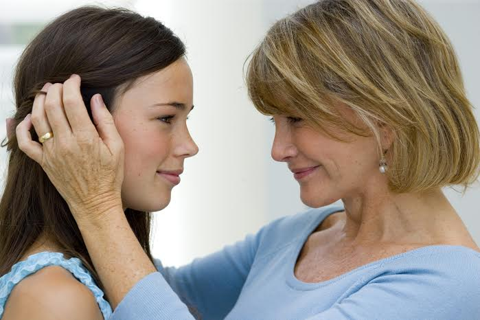 Общении со взрослыми детьми : ошибки родителей
